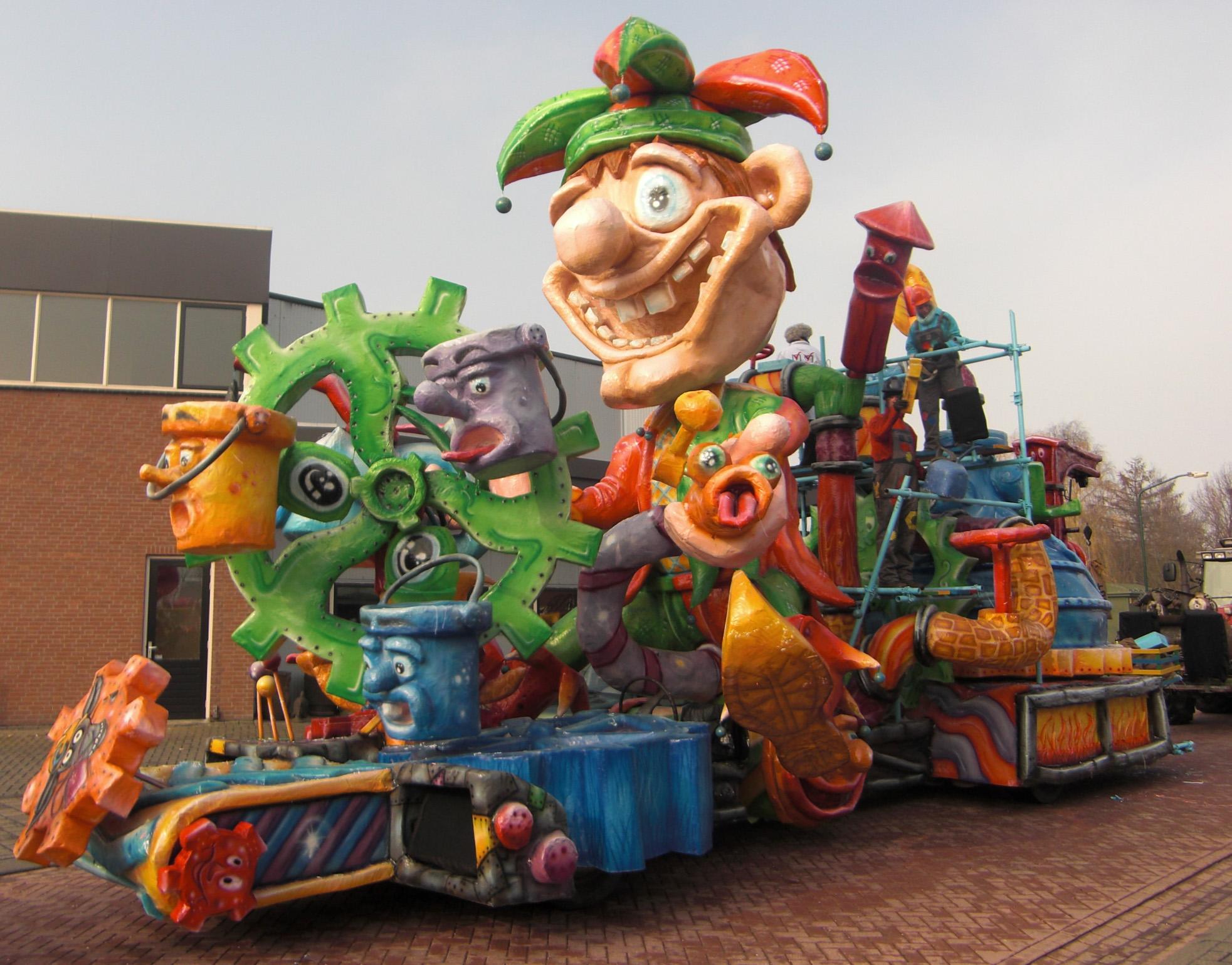 CV Bokkie   Carnaval
